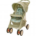 image of recalled Glider Model Stroller (Graco)