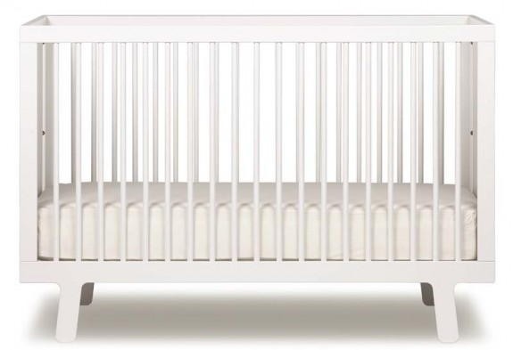 image of recalled Oeuf Sparrow crib