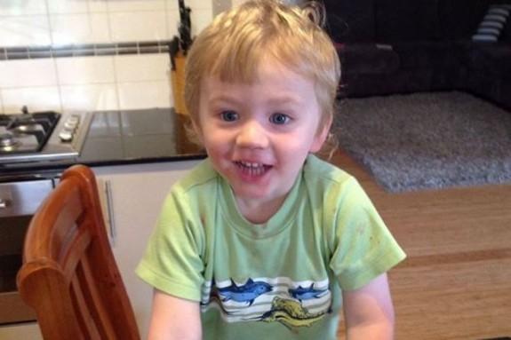 missing toddler Sam Trott