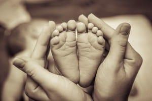 newborn baby fft