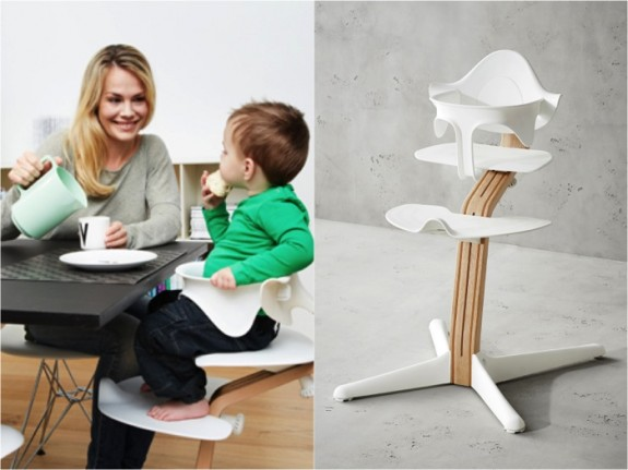 nomi mini highchair