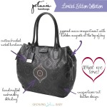 petunia limited edition handbag