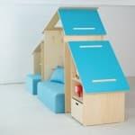 playhouse-style Kinkeli House
