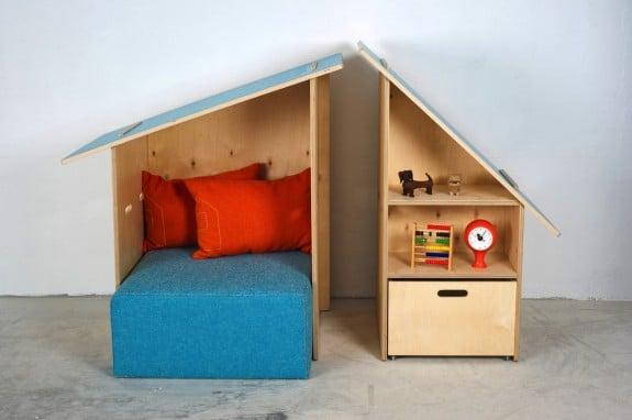 playhouse style Kinkeli House