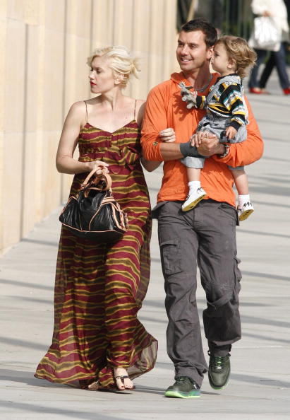 Celebrity Sightings in Los Angeles - April 5, 2008