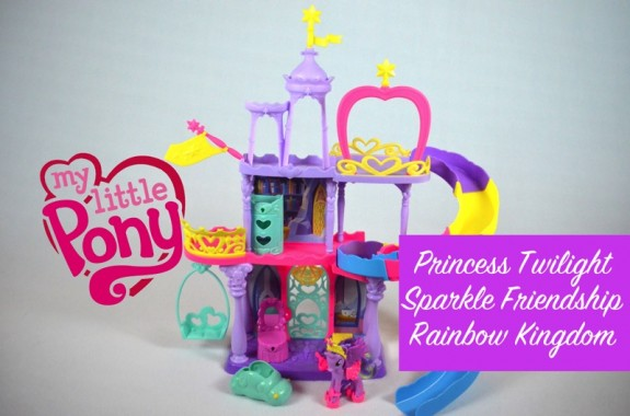 My Little Pony Princess Twilight Sparkle Friendship Rainbow