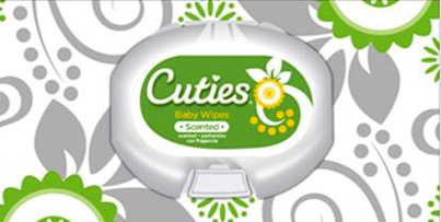 recalled cuties baby wipes