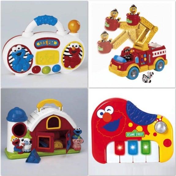 recalled mattel toys