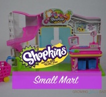 Collect and Play at the Shopkins Small Mart & Bakery {VIDEO Review}