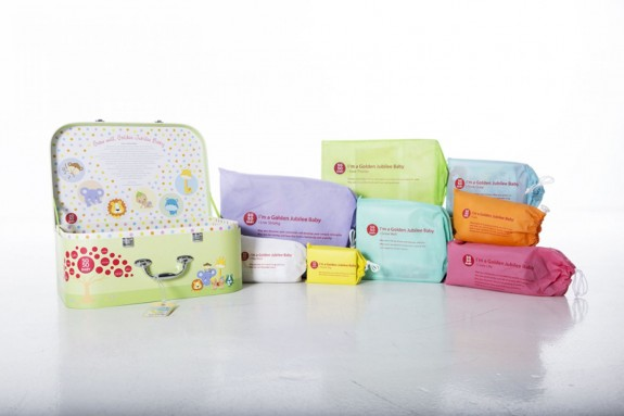 singapore jubilee baby gift bag