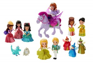 sofia the first Royal Prep Academy additional characters