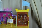 sofia the first Royal Prep Academy - art room and library