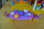sofia the first Royal Prep Academy - dining room table