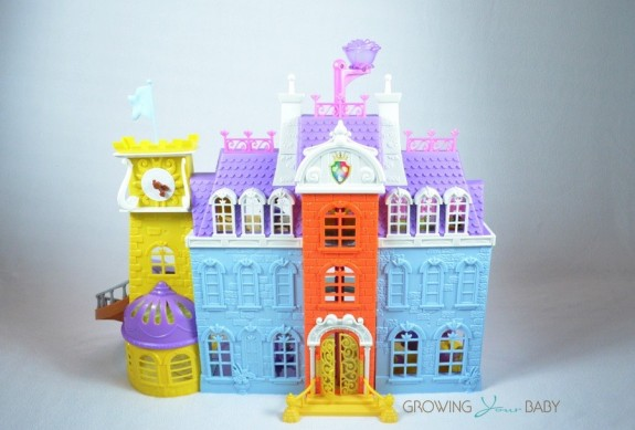 sofia the first Royal Prep Academy - front