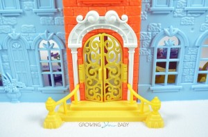 sofia the first Royal Prep Academy - front doors