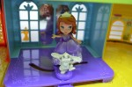 sofia the first Royal Prep Academy - sofia and clover dancing