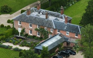 the Middleton's Bucklebury Manor