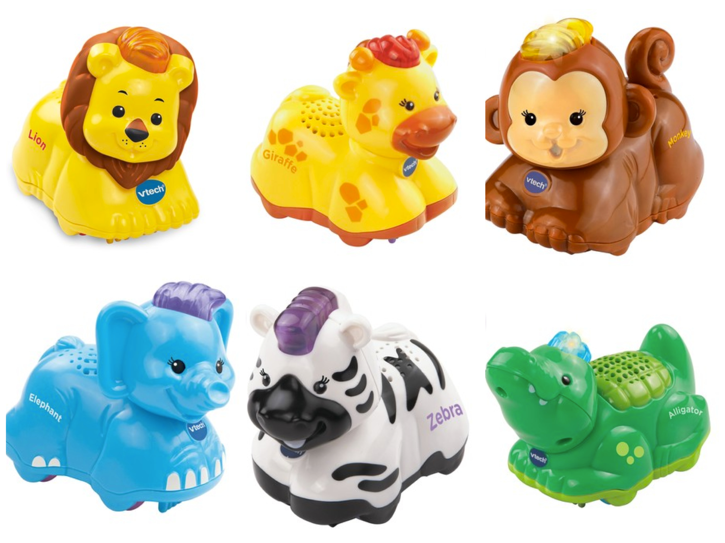 Vtech Smart Animals Growing Your Baby